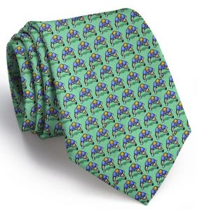 1st & Ten: Tie - Mint