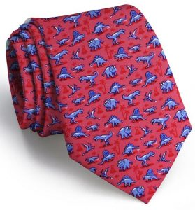 A Land Before Ties: Tie - Coral