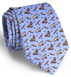 Covey Call: Tie - Blue