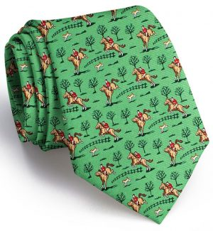 Field Hunter: Tie - Olive 1