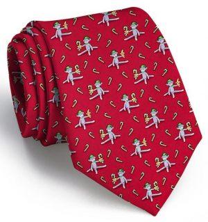 Merry Kitschmas: Tie - Red