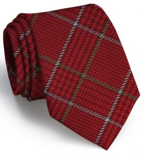 Hermann Plaid: Extra Long - Red