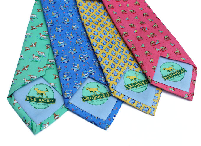 Santa Paws: Tie - Blue