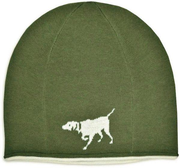 Winter Hat: Pointer - Olive