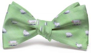 Wolf in Sheep's Clothing: Bow - Olive