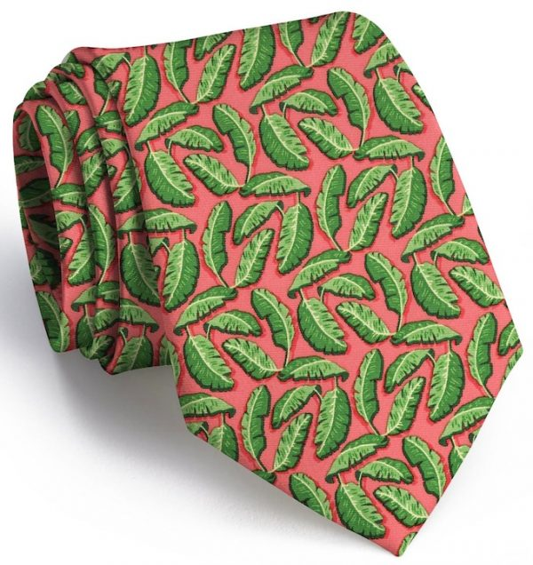 Palm Place: Tie - Pink