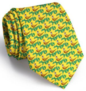 Pheasant Run: Extra Long - Yellow