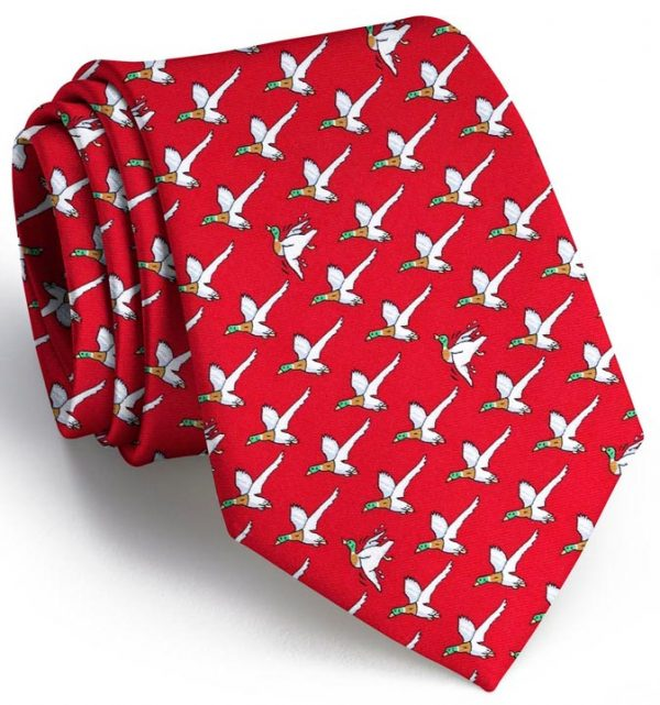 Duck Season: Tie - Red