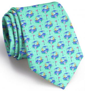 Golf Buddies: Tie - Mint