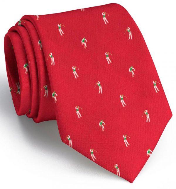 Slice Club Tie: Tie - Red