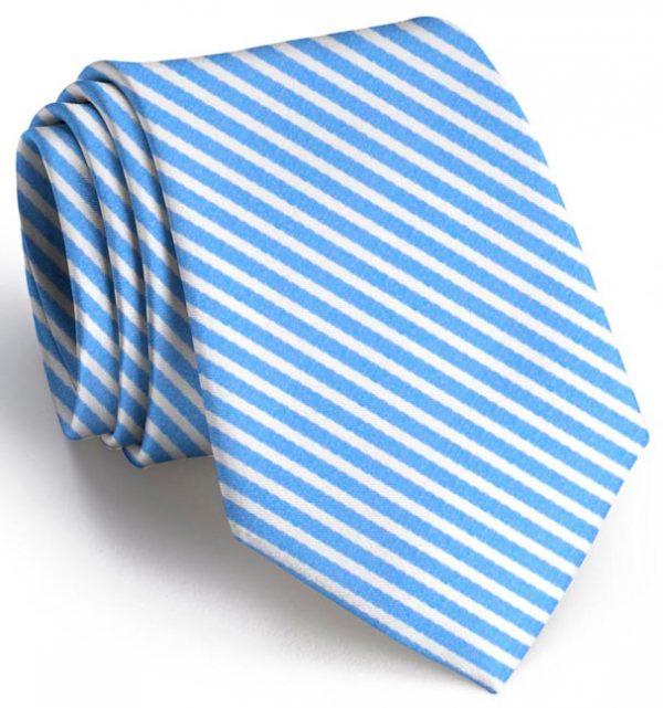 Chapman Stripe: Extra Long - Light Blue