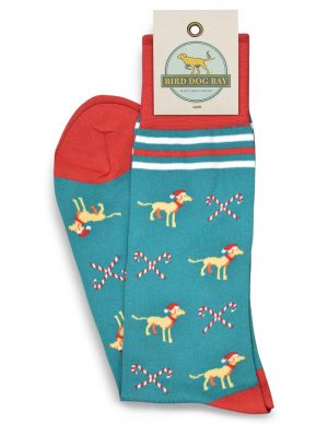 Candy Canines: Socks - Green