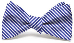 Chapman Stripe: Bow - Navy