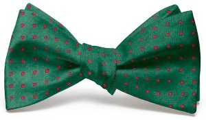 Sutton Spots: Bow - Green/Red