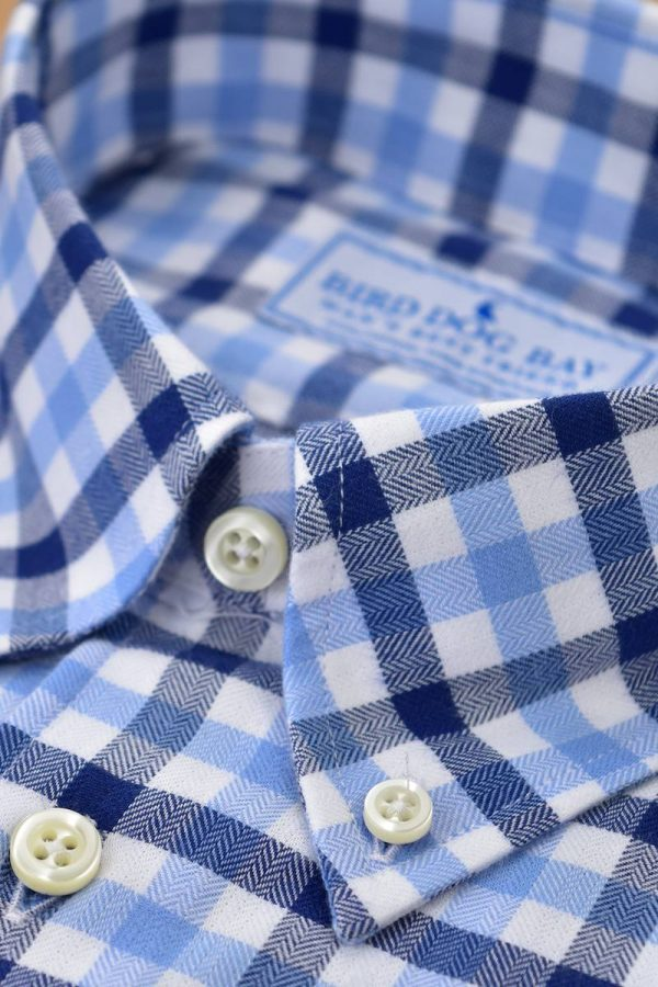 Halsted: Brushed Cotton Shirt