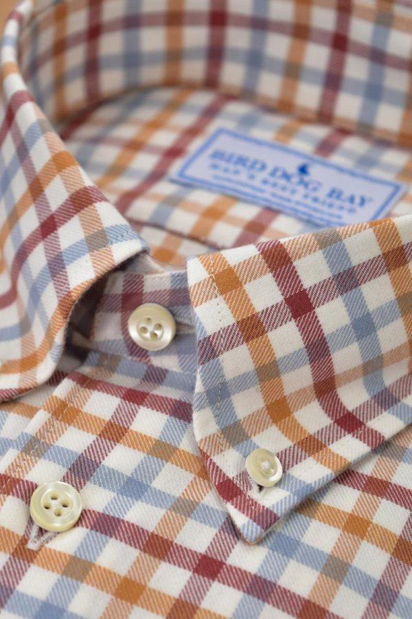 Sedgwick: Woven Cotton Shirt