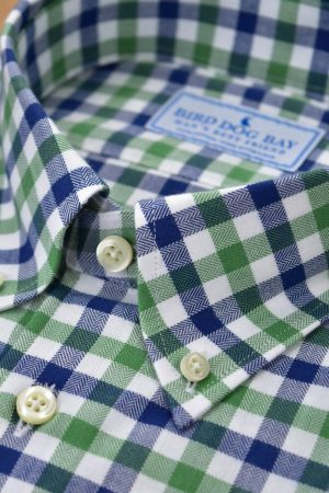 Linden: Brushed Cotton Shirt