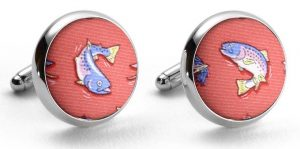 Upstream Battle: Cufflinks - Coral