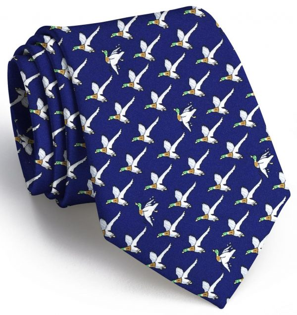 Duck Season: Tie - Navy 1