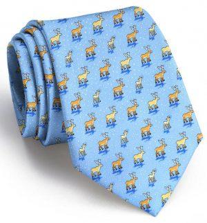 Reindeer Games: Tie - Blue