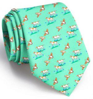 Quail Hunt: Tie - Mint
