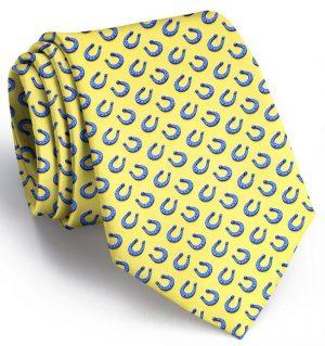 Horseshoe Heaven: Tie - Yellow