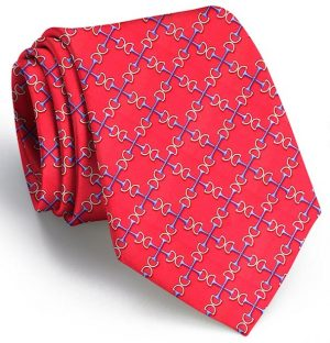 Two Bits: Tie - Red