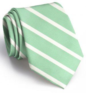 Beau Brummel Stripe: Tie - Mint