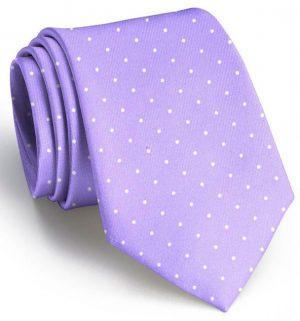 Classic Spots: Tie - Violet