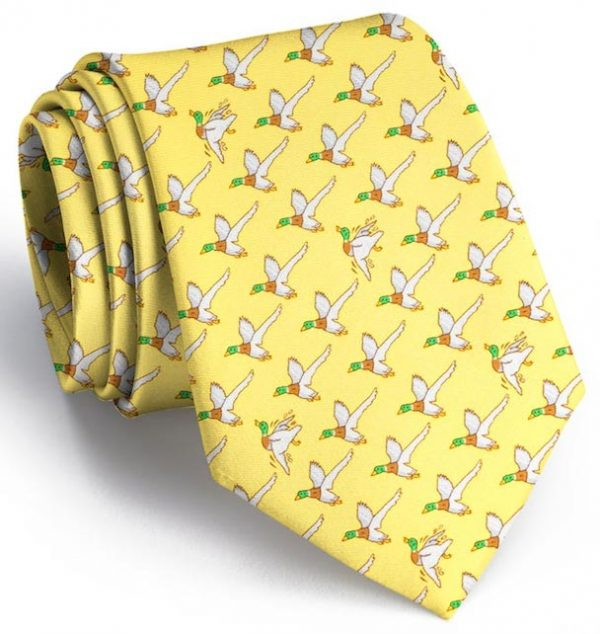 Duck Season: Tie - Yellow