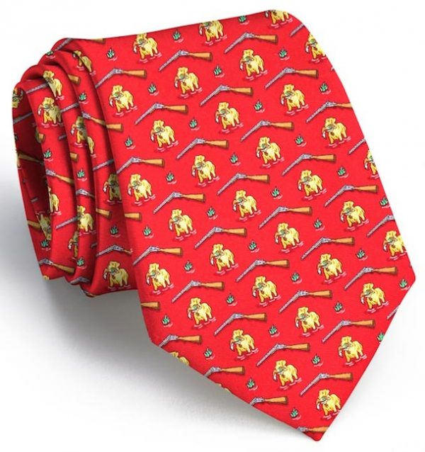 Gun Dog Glory: Tie - Red