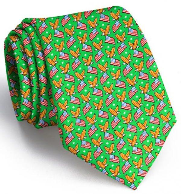 American Eagle: Tie - Green