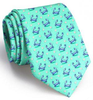 In a Pinch: Tie - Mint