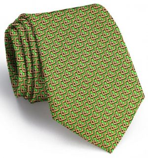 Complete Square: Tie - Green