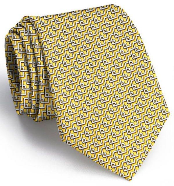 Complete Square: Tie - Yellow
