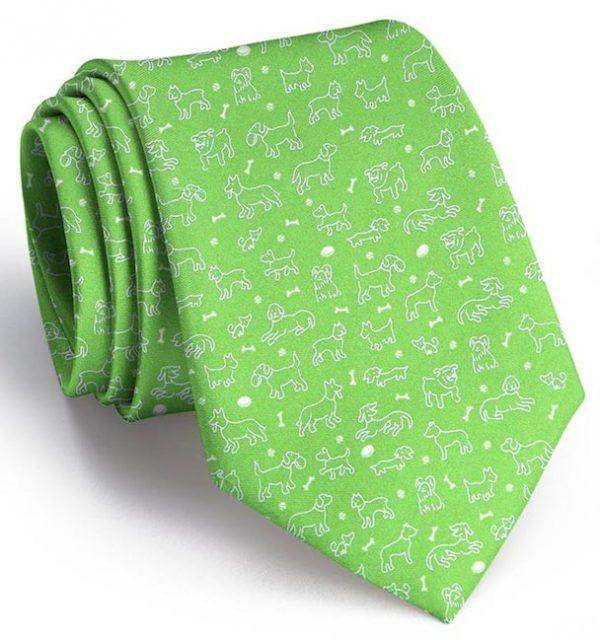 Dog Park Classic: Tie - Lime
