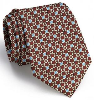 Perfect Links: Tie - Brown