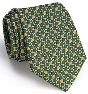 Perfect Links: Tie - Olive