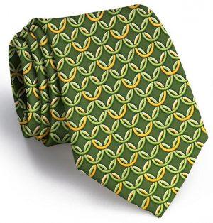 Ring Toss: Tie - Green