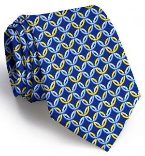 Ring Toss: Tie - Navy