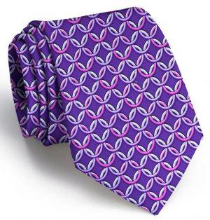Ring Toss: Tie - Purple