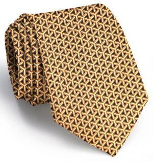 Y-Knot: Tie - Orange