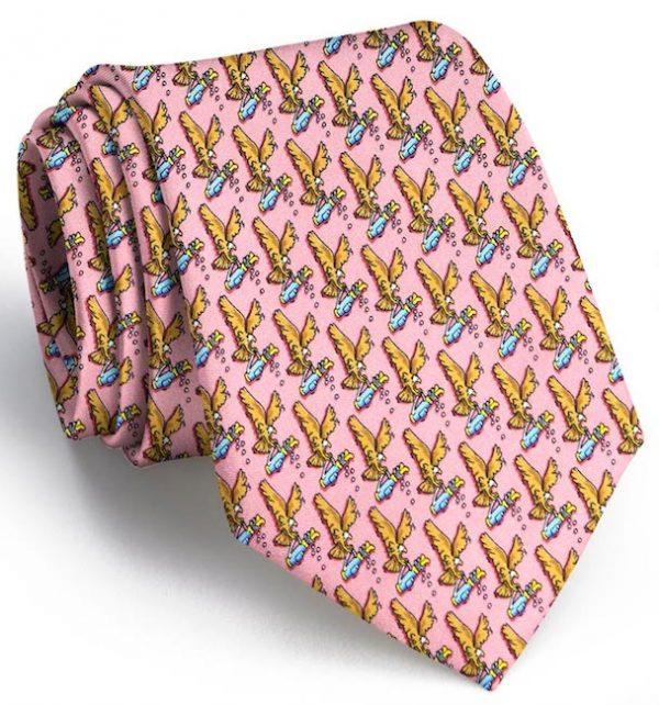 Two Under Par: Tie - Pink