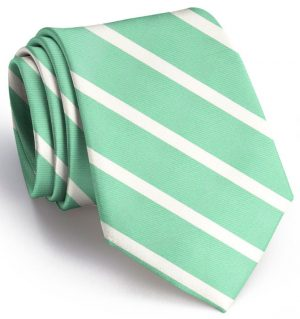 Beau Brummel Stripe: Extra Long - Mint