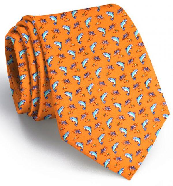 Gone Fishin': Extra Long - Orange