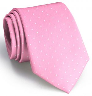 Classic Spots: Boys - Pink