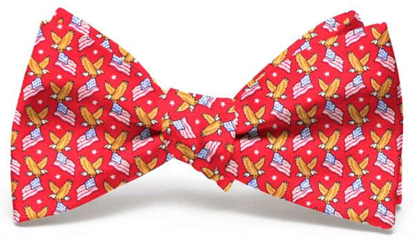American Eagle: Bow - Red