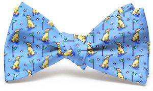 Dogleg on Six: Bow - Light Blue