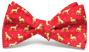 Lucky Labs: Bow - Red