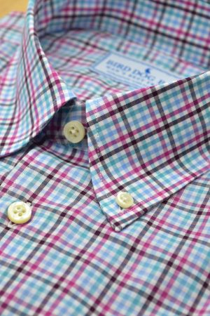 Cardiff: Woven Cotton Shirt